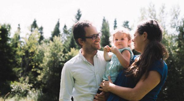 Émilie et David