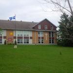 Image de la devanture de l'école primaire