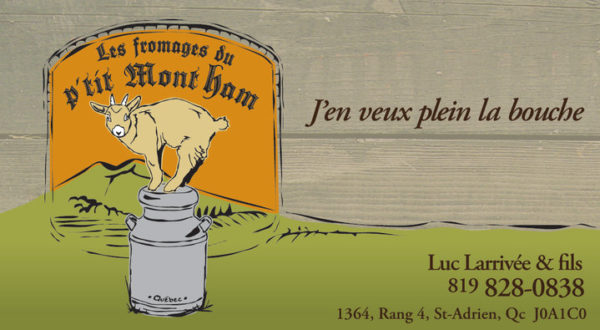 Les Fromages Du P'tit Mont Ham